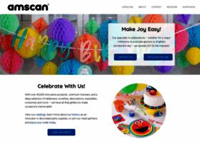 amscan.com