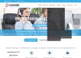 amshire.co.uk