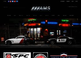 amsmotorsports.com
