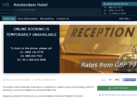 amsterdam-hotel-brighton.h-rsv.com