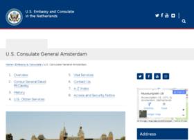 amsterdam.usconsulate.gov
