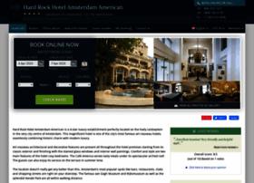 Amsterdamamerican.hotel-rez.com