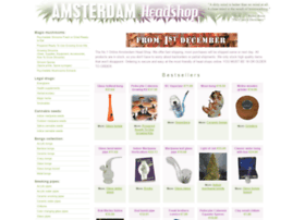 amsterdamheadshop.com