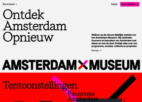 amsterdammuseum.nl