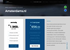 amsterdams.nl