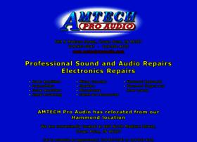 amtechproaudio.com