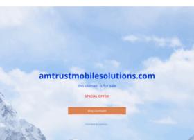amtrustmobilesolutions.com
