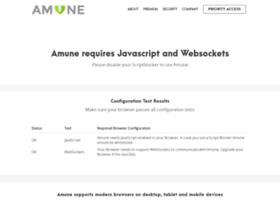 amune.org