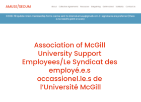 amusemcgill.org