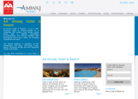 amwaj.aahotelsegypt.com