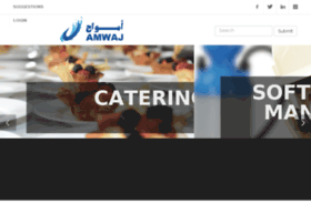amwajcatering.com.qa