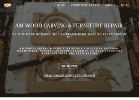 amwoodcarving.com