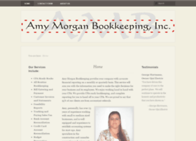 amymorganbookkeeping.com