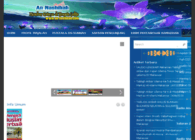 an-nashihah.com