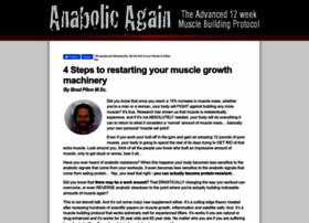 anabolicagain.com