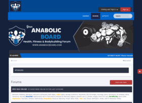 anabolicboard.com