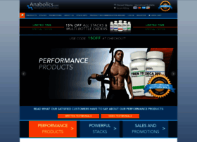 anabolics.com
