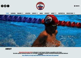 anacondaswimmingclub.org.uk