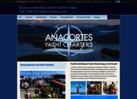 anacortesyachtcharters.com