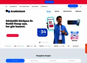 anadolubank.com.tr