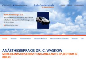 anaesthesiedienst-mobil.de