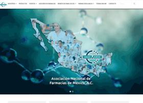 anafarmex.com.mx