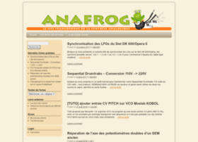 anafrog.com