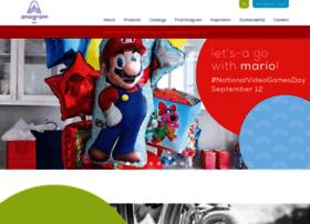 anagramballoons.com