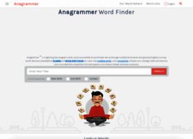 anagrammer.com