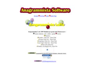 anagrammista.com