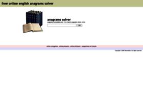 anagrams.memodata.com