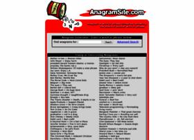 anagramsite.com