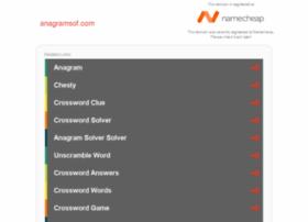 anagramsof.com