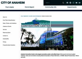 anaheimconventioncenter.com