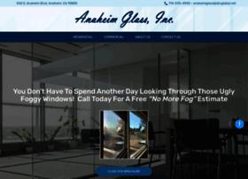 anaheimglass.com