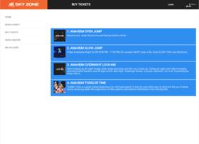 anaheimstore.skyzone.com