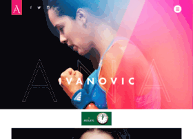 anaivanovic.com