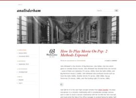 analisderham.wordpress.com
