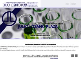 analisisjuliolozano.com