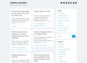 analisisydecision.es