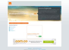 analizandoelexamen.com.co