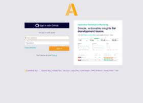 analoganalytics.airbrake.io