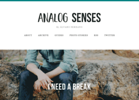 analogsenses.com