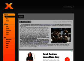 analogx.com