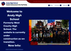 analyhighschool.org