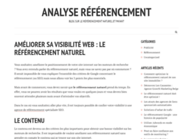 analyse-referencement.com