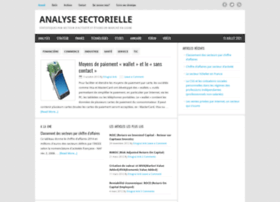 analyse-sectorielle.fr