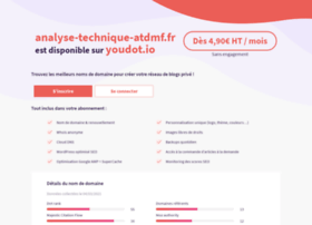 analyse-technique-atdmf.fr