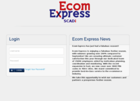 analytics.ecomexpress.in