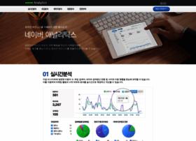 analytics.naver.com